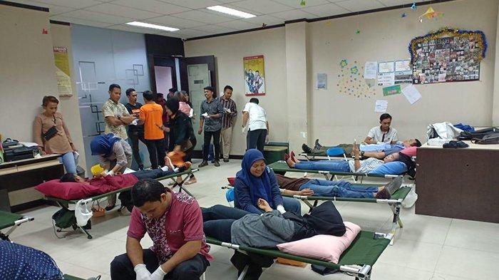 Bangun Rasa Kepedulian, PT Bestprofit Futures Gelar Donor Darah
