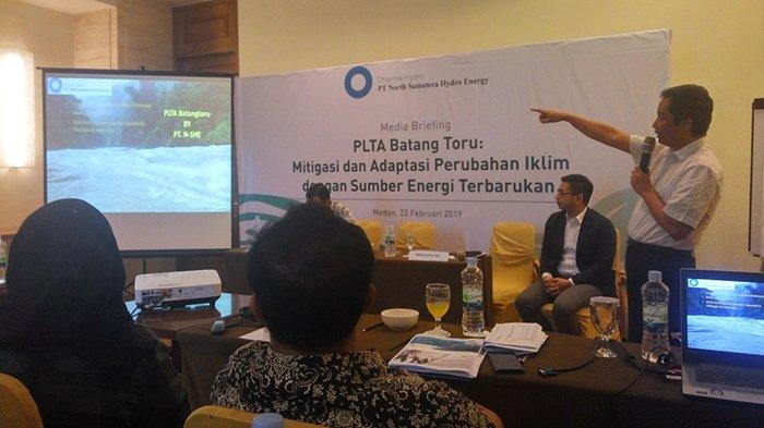 PLTA Batang Toru Dipastikan Ramah Lingkungan