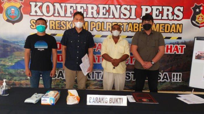 Fakta Baru Rakesh Si Pedagang Warkop yang Viral, Dijemput Polisi karena Siram Air ke Petugas PPKM