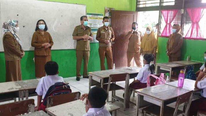 Pemko Binjai Mulai PTM Terbatas di Seluruh Sekolah, Kantin dan Pedagang Dilarang Jualan