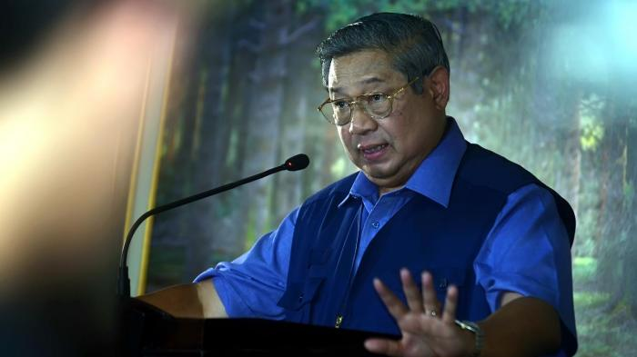 Pak SBY dan Lebaran Kuda