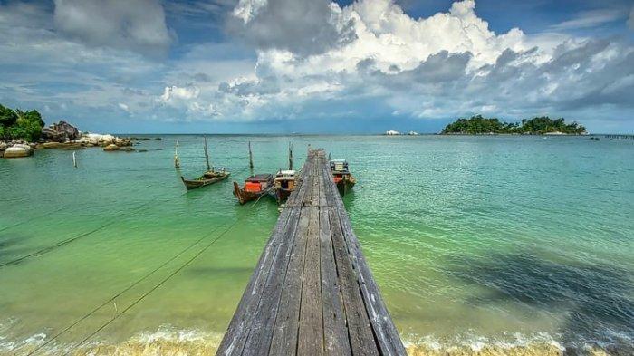 Pulau Berhala di Sumatera Utara