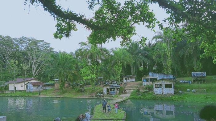 Pemandian Pulbat, Mata Air Tersembunyi di Gang Sempit Kota Siantar