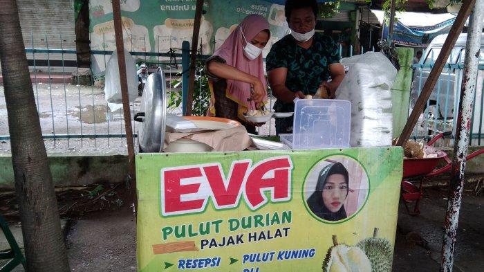 Pulut Durian Eva, Kuliner Khas yang Wajib Dicoba Saat ke Medan, Ditawarkan dengan Harga Terjangkau