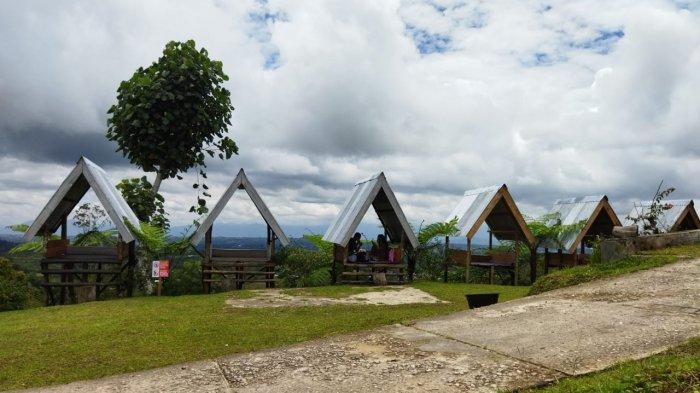 Puncak Sidiangkat di Kabupaten Dairi, Tawarkan Eksotisme Pemandangan bagi Pengunjung