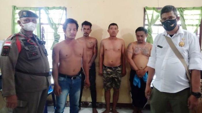 5 Preman di Jembatan Rusak Pancurbatu Ditangkap karena Pungli, Polisi Minta Warga Melapor