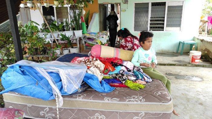 Masih Ada Korban Puting Beliung yang Mengungsi, Kepala BPBD Deliserdang Sindir Camat