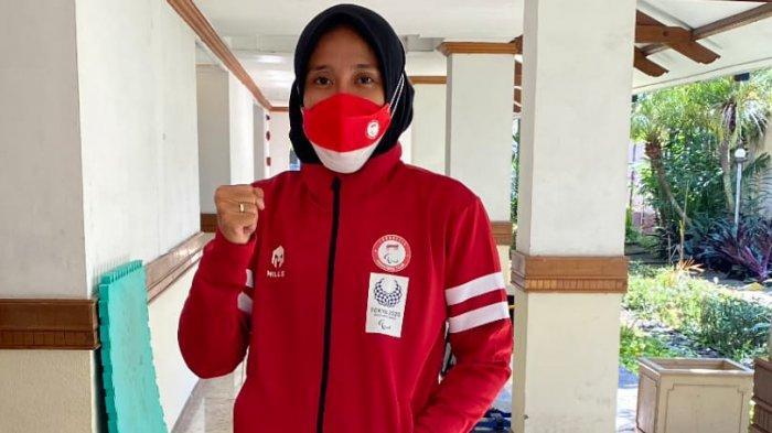 SOSOK Putri Aulia, Atlet Atletik NPC Sumut, Jadi Wakil di Kancah Internasional