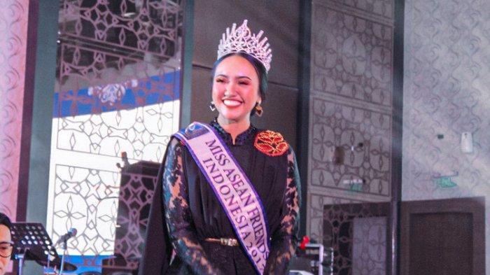 SOSOK Putri Dessy Siburian, Miss Asean Indonesia 2017, Bangun Personal Branding Lewat Dunia Peagent