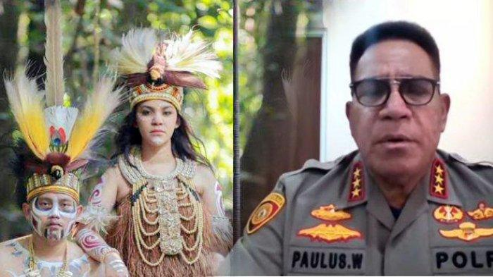 Putri Bungsu Komjen Paulus Waterpauw Nikahi Pria Berdarah Batak Asal Bangka Belitung