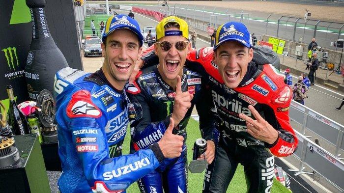 SKENARIO Fabio Quartararo Juara Dunia di MotoGP Emilia Romagna 2021, Butuh 24 Poin