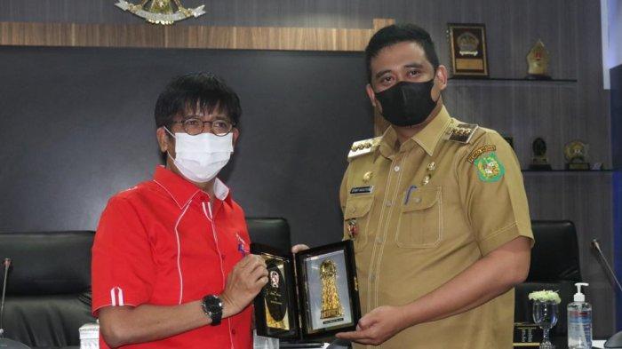Bobby Nasution Apresiasi Telkomsel Bangun Teknologi 5G di Medan