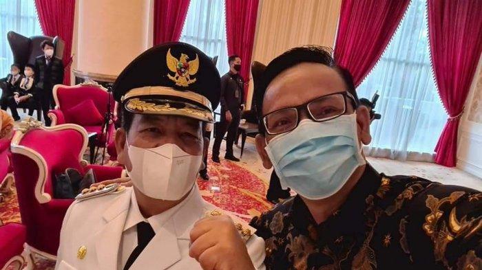Bupati Simalungun Kenang Jasa Birgaldo Sinaga, Janji Bantu Putri Semata Wayang sang Aktivis
