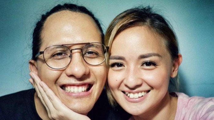Raditya Oloan dan Joanna Alexandra sempat positif Covid-19