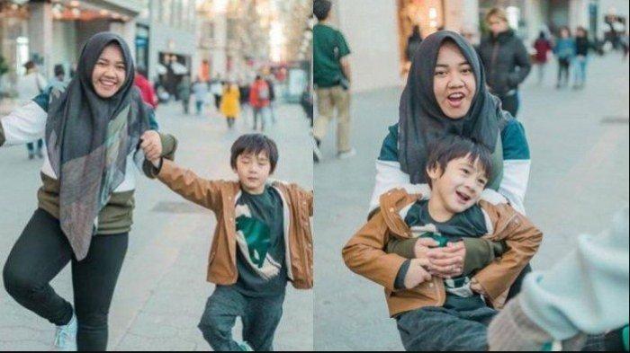 RAFATHAR  Minta Diasuh hingga Umur 20 Tahun, Putra Nagita: Pengin Lihat Mbak Lala Tua