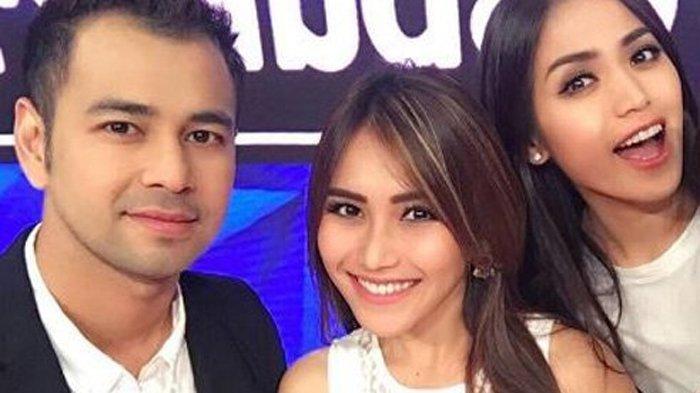 Raffi Ahmad, Ayu Ting Ting dan Jessica Iskandar