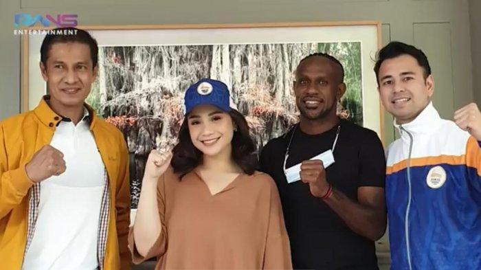 Raffi Ahmad dan Nagita Slavina Jadi Ikon PON Papua