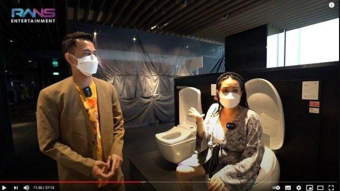 NAGITA Slavina Habiskan 2 Miliar untuk Perabotan Kamar Mandi, Raffi Ahmad: Giliran Bayar Pusing Kan