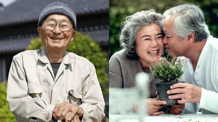 Rahasia panjang umur ala orang Jepang