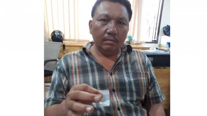 Rahmat Tulus Lumban Siantar Diciduk Polisi di Ruang Tamunya saat Kantongi Sabusabu