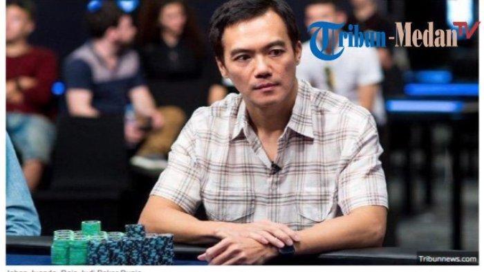 Sosok Raja Poker Dunia Asal Medan Yang Memenangkan Wsop Mulai 2002 Dan Terkenal Di Amerika Tribun Medan