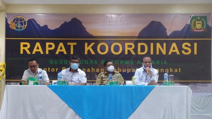 Pemkab Langkat Berharap Program GTRA Bantu Masyarakat Legalitaskan Kepemilikan Tanah