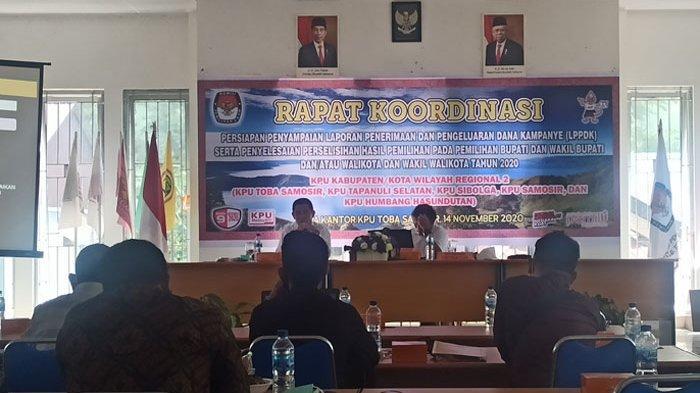 Rakor dengan KPU Sumut, KPU Humbahas Beber Kemungkinan Sengketa Paslon Tunggal vs Kolom Kosong