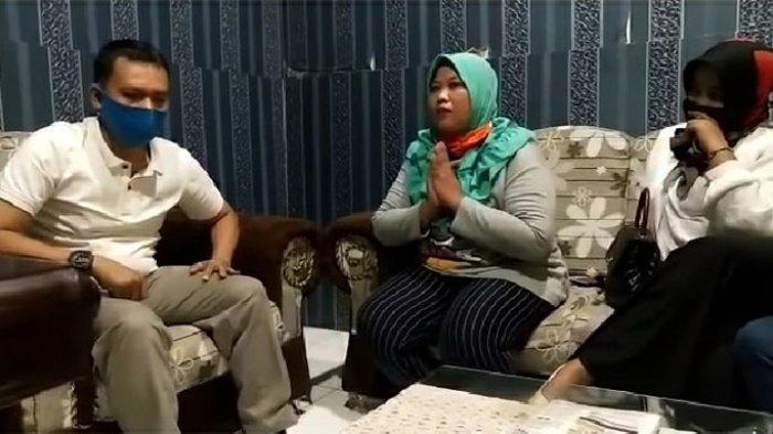 Setelah Videonya Viral, Ramadani yang Ngamuk karena Tak Dapat Beras Sebutir Pun Akhirnya Minta Maaf