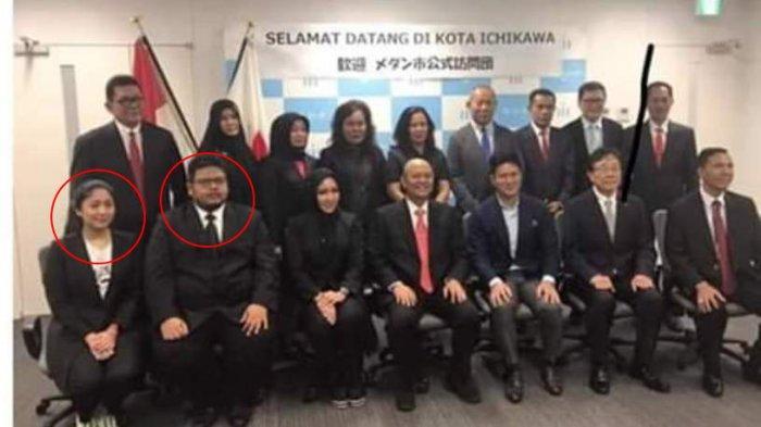 Rania dan Edriansyah Anak Dzulmi Eldin Diperiksa KPK, Buntut Kutipan Pelesiran ke Jepang