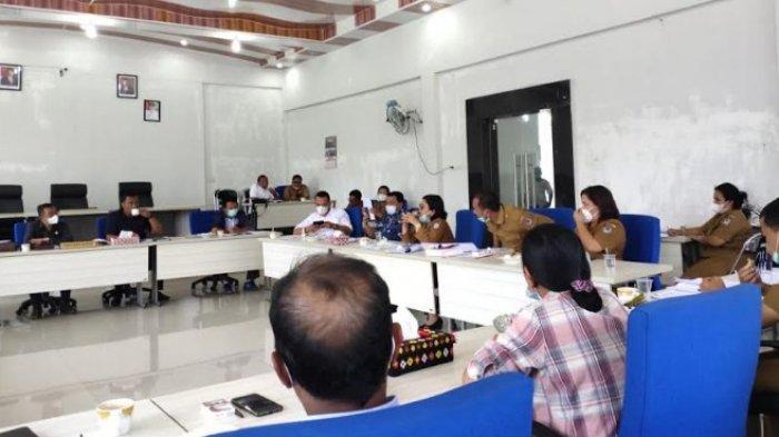 TAK Persoalkan Selingkuhan, Komisi A Minta Kades Tangga Batu 1 Pekerjakan Lagi Perangkat Desa Santhy