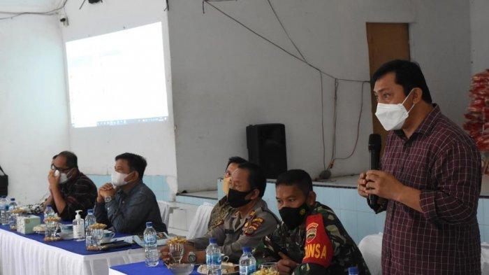 Berikut Ini Cara Pemkab Deliserdang Menekan Kasus Covid-19 di Kecamatan Hamparan Perak
