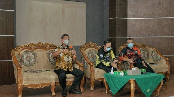 Pjs Wali Kota Medan Instruksikan OPD Ikut Aktif Cegah Covid-19