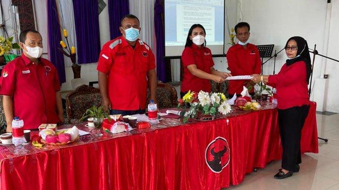 PDIP Siantar Minta DPP Utamakan Kader Sebagai Calon Wakil Wali Kota