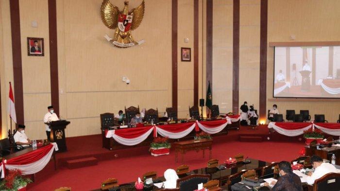 DPRD Medan Setujui Pengesahan Ranperda Perusahaan Umum Daerah di Rapat Paripurna