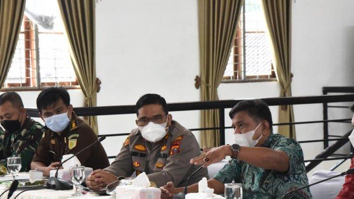 Pemkab Deli Serdang Lakukan Rapat Koordinasi Pelaksanaan PTM Terbatas