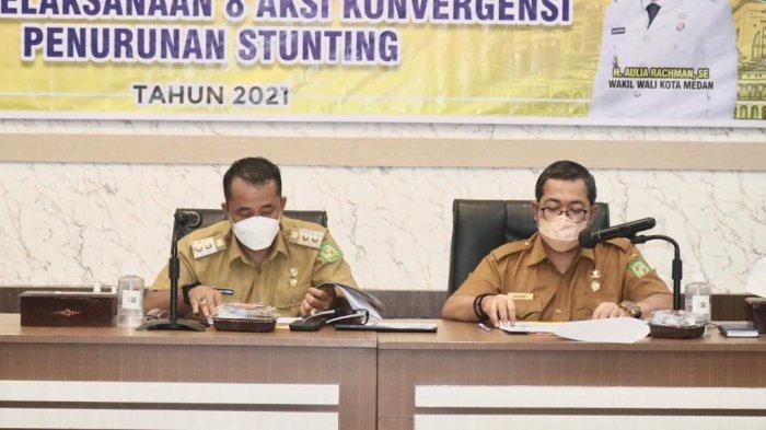 Jumlah Balita yang Mengalami Stunting di Kota Medan Menurun, Begini Keterangan Wakil Wali Kota