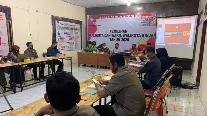 KPU Umumkan Tiga Paslon Pilkada Binjai 2020, Amir Hamzah Masih Terganjal Status ASN