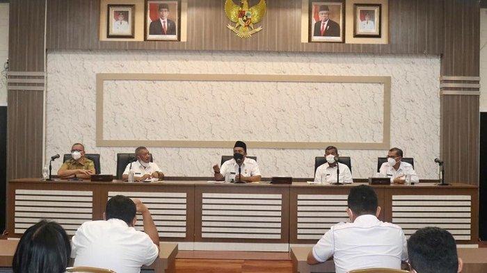 Kelola Masalah Sampah, Wakil Wali Kota Medan Serap Masukan dari Para Camat