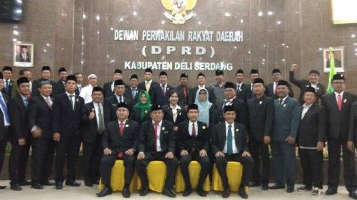 Dewan Terlalu Sibuk Kunker, Ranperda Kabupaten Deliserdang Tak Kunjung Beres