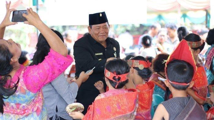 PDI P Resmi Usung Rapidin Simbolon - Juang Sinaga di Pilkada Samosir, Daftar Nama Diumumkan Sore Ini