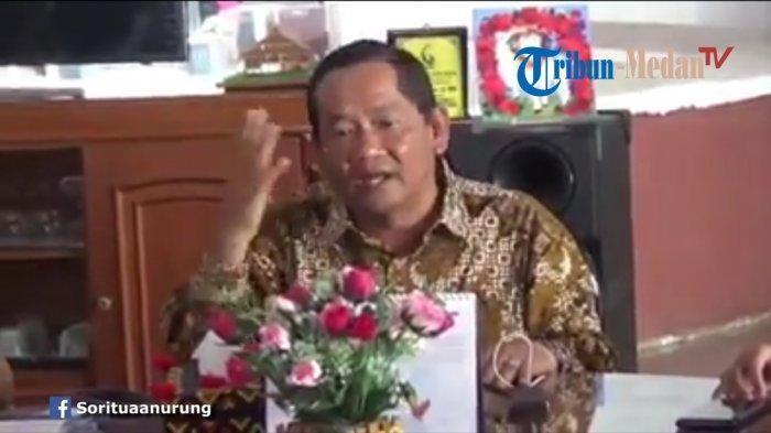 Pensiunan ASN Laporkan Bupati Rapidin Simbolon ke Presiden, Ini Respons Pemkab Samosir