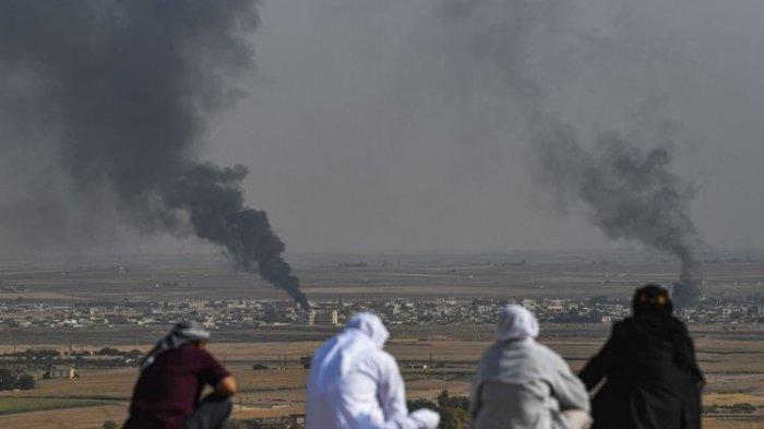 Turki Serang Suriah dan Sandera 50 Senjata Nuklir AS yang Tersimpan di Pangkalan Udara Bersama