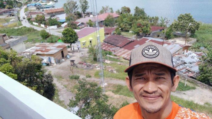 SOSOK Rasyid Pardede, Pemuda Balige Yang Gerakkan Kaum Muda Cintai Danau Toba Melalui Ngetrip