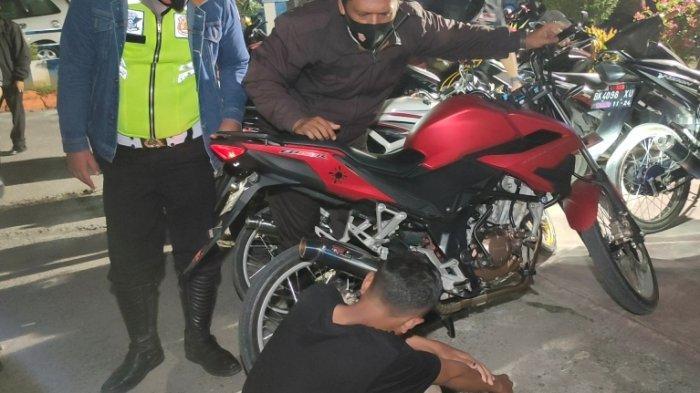 Pengendara Knalpot Blong Jera Lantaran Bisa Dipenjara, Telinga Sakit dan Bingung Bayar Tilang