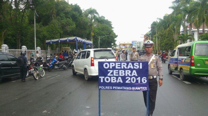 Operasi Zebra Berakhir, Polres Tahan 200 Sepeda Motor