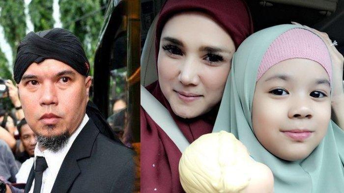 Reaksi Ahmad Dhani saat Putrinya Safeea Curhat Pernah Didiamkan Teman-temannya di Sekolah