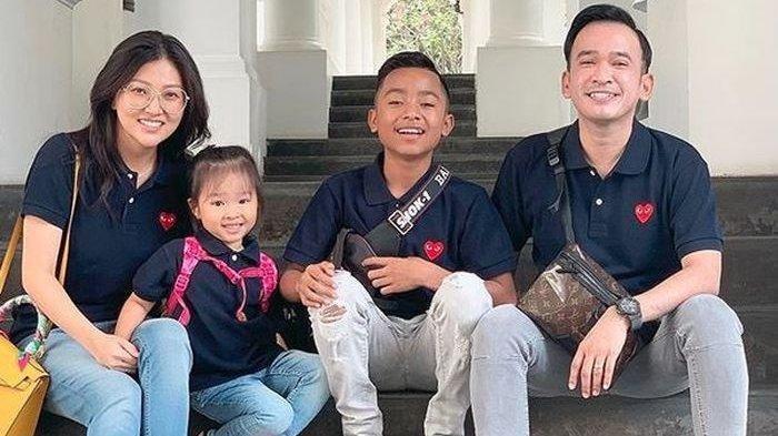 Reaksi Ruben Onsu Terkait Video Viral Betrand Sentuh Dada Sarwendah