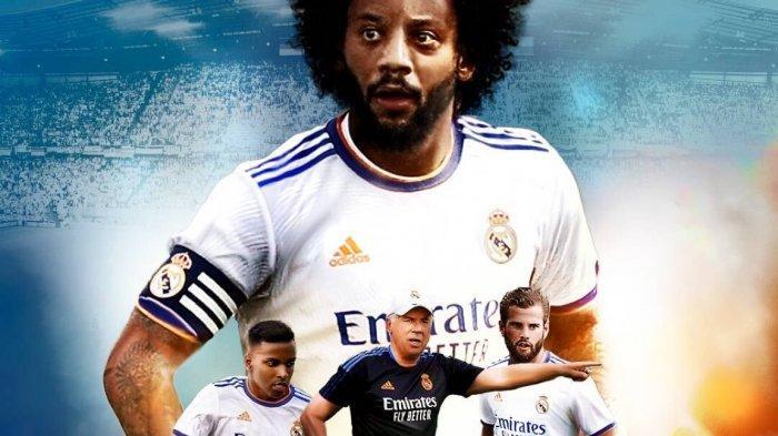 REAL Madrid Bakal Bersih-bersih Skuat, Nasib 5 Pemain Ini Ada di Tangan Carlo Ancelotti