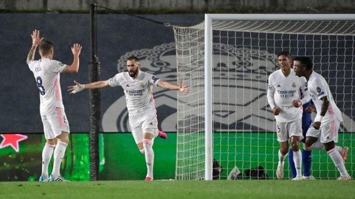 FULL TIME Hasil Liga Champions, Chelsea Tahan Real Madrid Jaga Asa Ke Final,Benzema Sejajar Gonzalez