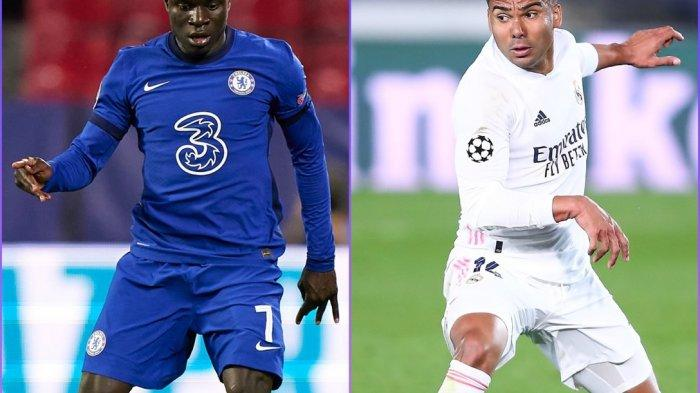 LINK Live Streaming Real Madrid Vs Chelsea Jam 02.00 WIB Hazard Jumpa Mantan, Tuchel Waspada